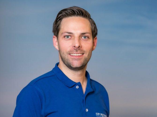 Spezialist für Knieverletzungen Dr. Philipp Del Fabro