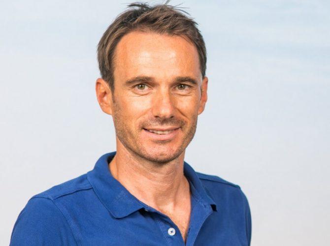 Physiotherapeut Martin Hettegger